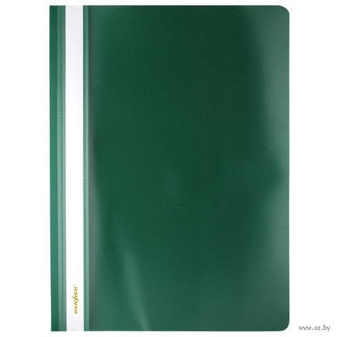 """Папка-скоросшиватель """"Darvish"""" (А4; зеленая; арт. DV-200) — фото, картинка"""