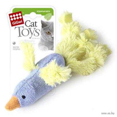 """Игрушка для кошек """"Птичка"""" с кошачьей мятой (15 см; арт. 75226)"""