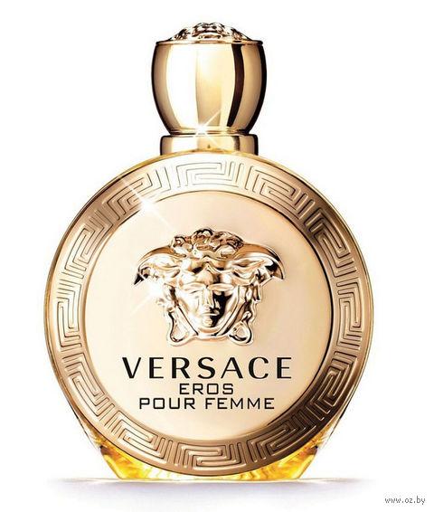 """Парфюмерная вода для женщин Versace """"Eros"""" (50 мл)"""