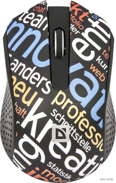 Мышь беспроводная Defender StreetArt MS-405 — фото, картинка