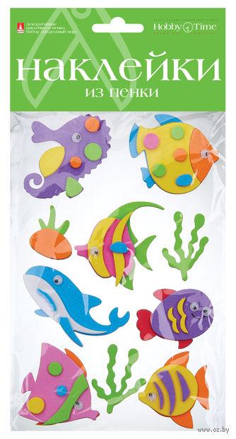 """Набор наклеек декоративных """"Подводный мир"""" — фото, картинка"""
