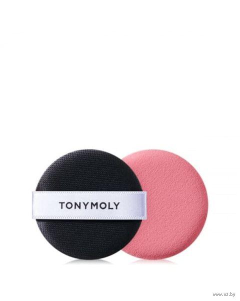 """Спонж для макияжа """"Mini Pink Puff"""" — фото, картинка"""