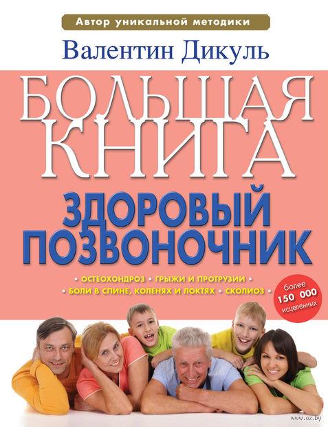 Большая книга. Здоровый позвоночник. Валентин Дикуль