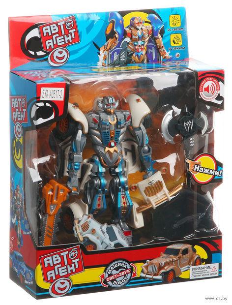 """Робот-трансформер """"АвтоАгент"""" (арт. Б51499) — фото, картинка"""