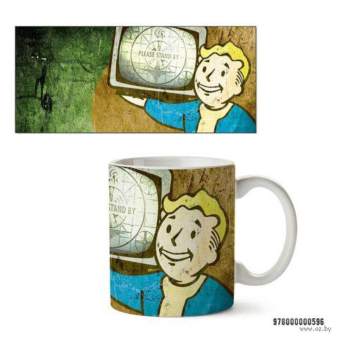 """Кружка """"Fallout"""" (596)"""