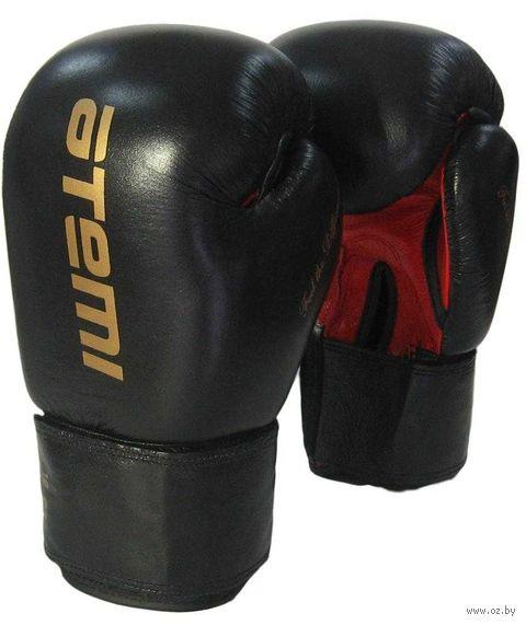 Перчатки боксёрские LTB19026 (14 унций; чёрно-красные) — фото, картинка
