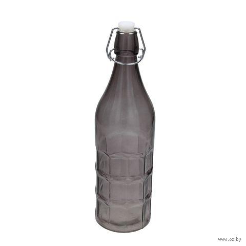 """Бутылка для воды """"Frizzy"""" (1,1 л; серая) — фото, картинка"""