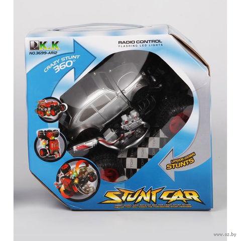 """Автомобиль на радиоуправлении """"Перевертыш Stunt Car"""" — фото, картинка"""