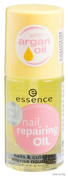 "Масло для ногтей ""Nail reparing oil"" (8 мл) — фото, картинка"