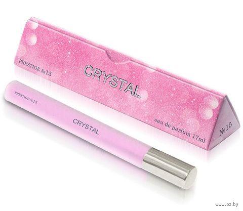 "Парфюмерная вода для женщин ""Prestige №15. Crystal"" (17 мл) — фото, картинка"