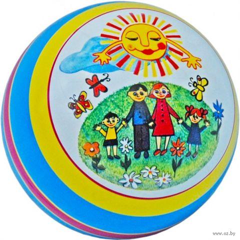 Мяч (20 см; арт. с-76/2ЛП) — фото, картинка