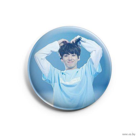 "Значок маленький ""BTS. Jungkook"" (арт. 240) — фото, картинка"