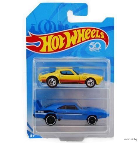 "Набор машинок ""Hot Wheels"" (2 шт.; арт. FVN40) — фото, картинка"