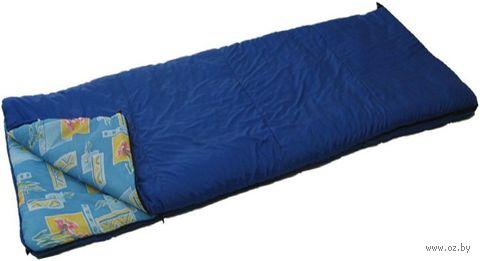 Спальник-одеяло 3-слойный, увеличенный СО-3У (ассорти)