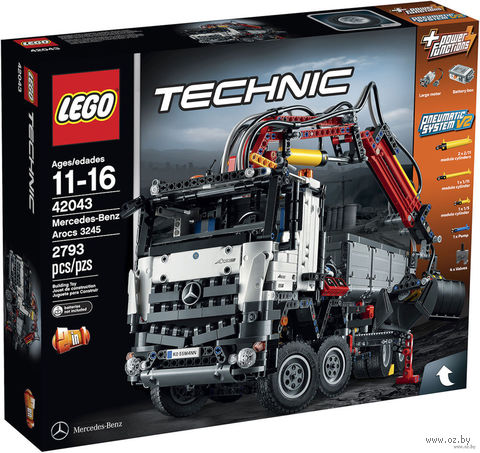 "LEGO Technic ""Mercedes-Benz Arocs"""