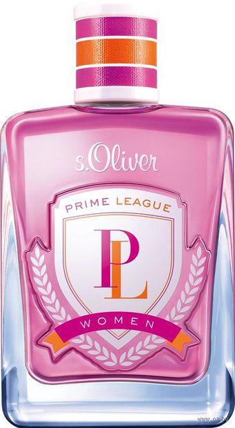 "Туалетная вода для женщин ""s.Oliver Prime League Women"" (30 мл)"