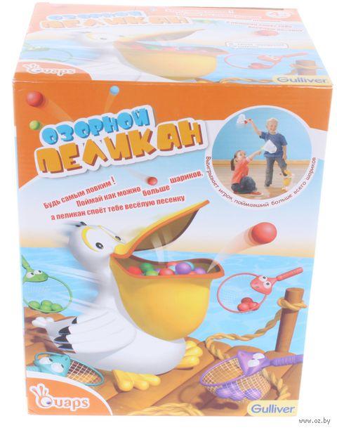 """Интерактивная игрушка """"Озорной пеликан"""""""