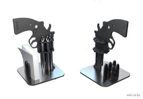 """Настольный органайзер """"Desktop gun. Premium edition"""""""
