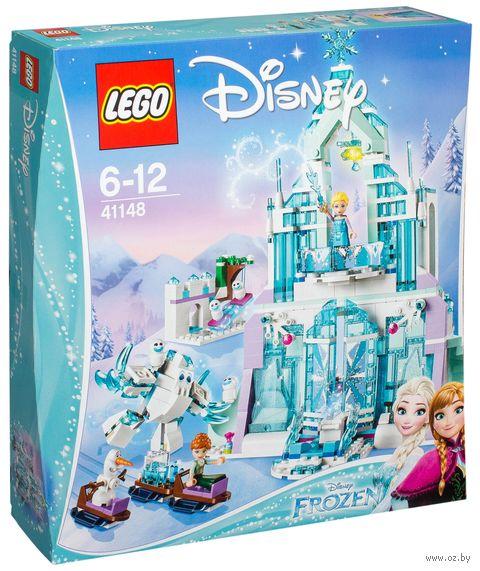 """LEGO Disney Princess """"Волшебный ледяной замок Эльзы"""" — фото, картинка"""
