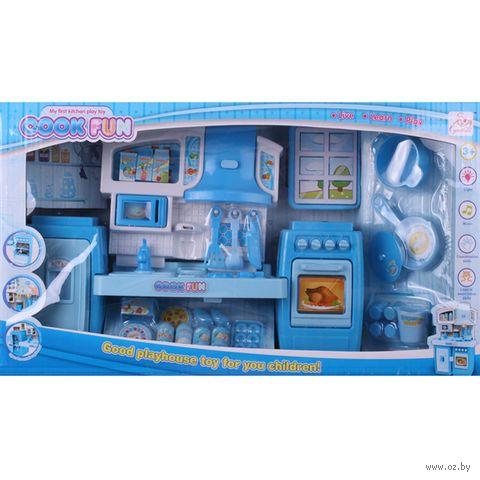 """Игровой набор """"Моя первая кухня"""" (арт. DV-T-310) — фото, картинка"""