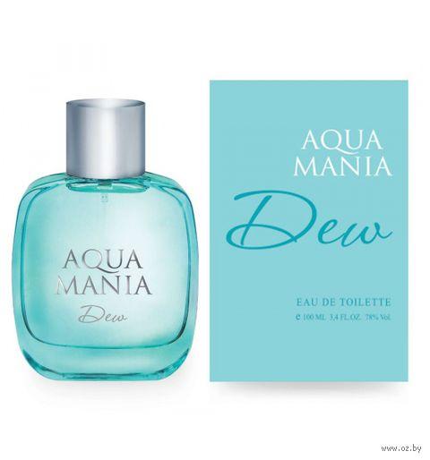 """Туалетная вода для женщин """"Aqua Mania Dew"""" (100 мл) — фото, картинка"""