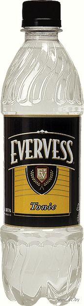 """Напиток сильногазированный """"Evervess. Тоник"""" (500 мл) — фото, картинка"""