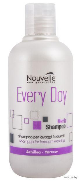 Шампунь увлажняющий для нормальных волос Nouvelle (1 л)