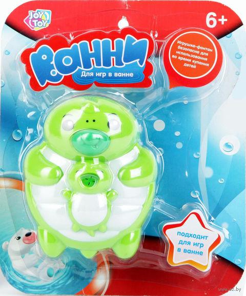"""Игрушка для купания """"Ванни. Забавные зверьки"""" — фото, картинка"""