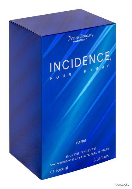 "Туалетная вода для мужчин ""Incidence"" (100 мл) — фото, картинка"