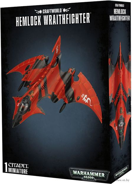 Warhammer 40.000. Craftworlds. Hemlock Wrathfighter (46-14) — фото, картинка