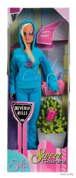 "Кукла ""Штеффи в спортивном костюме"" — фото, картинка"