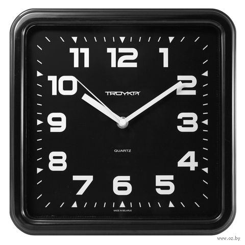 Часы настенные (26х26 см; арт. 81800850) — фото, картинка