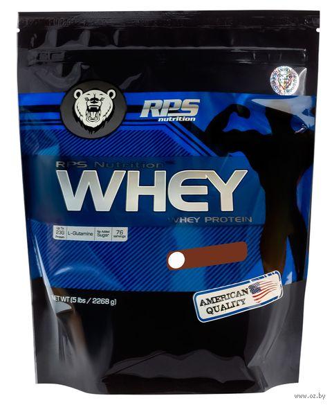 "Протеин ""Whey Protein"" (2268 г; двойной шоколад) — фото, картинка"