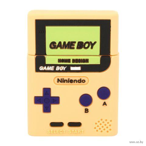 """Чехол для наушников """"Game boy"""" (бежевый) — фото, картинка"""
