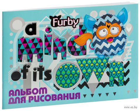 "Альбом ""Furby"" (А4; 40 листов; арт. FB29)"