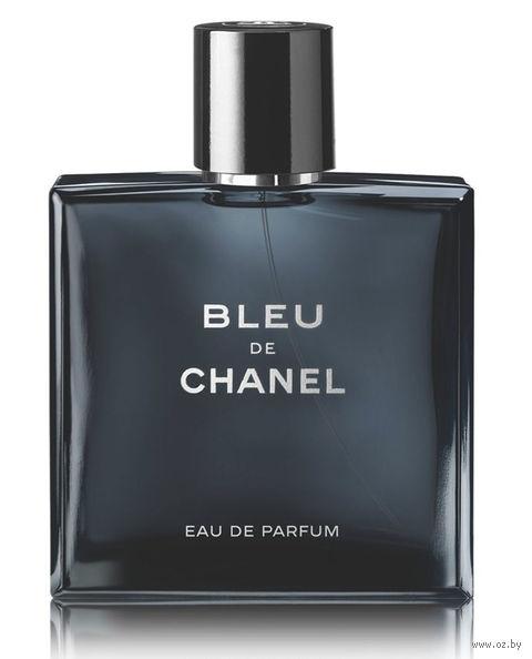 "Парфюмерная вода для мужчин Chanel ""Bleu"" (50 мл) — фото, картинка"