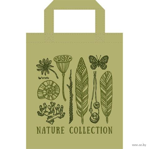 """Сумка """"Nature Collection"""" (34x41 см; фисташковая) — фото, картинка"""