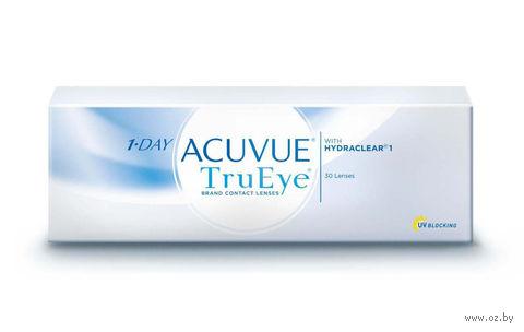 """Контактные линзы """"1-Day Acuvue TruEye"""" (1 линза; -5,25 дптр) — фото, картинка"""