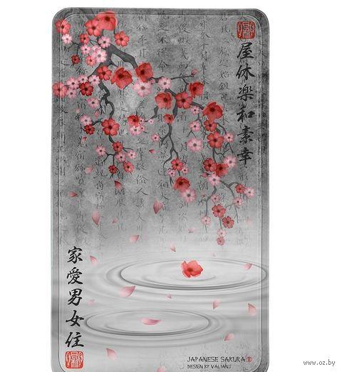 """Коврик для ванной """"Sakura"""" (69x40 см) — фото, картинка"""
