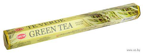 """Благовония """"Зеленый чай"""" — фото, картинка"""