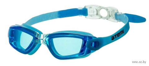 Очки для плавания (голубые; арт. N9800) — фото, картинка