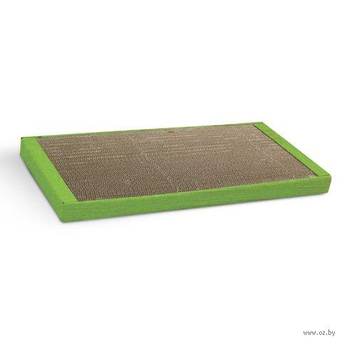 "Когтеточка с травяной смесью ""Стандарт"" (50х24х35 см) — фото, картинка"