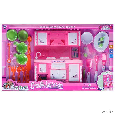 """Игровой набор """"Кухня мечты"""" (арт. DV-T-388) — фото, картинка"""