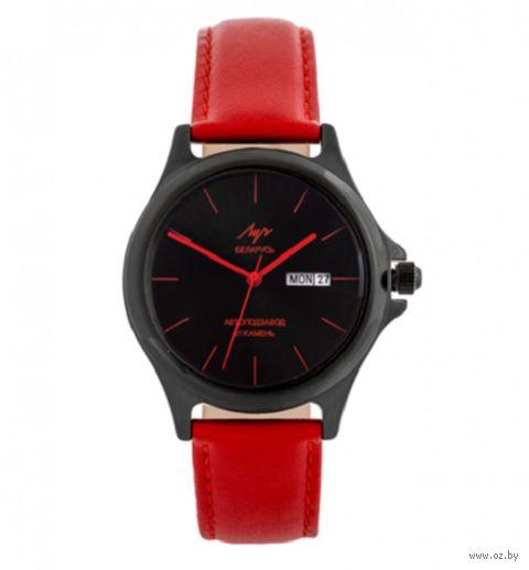 """Часы наручные """"Эго"""" (красные; арт. 735939227) — фото, картинка"""