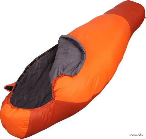 """Спальный мешок """"Antris 120"""" (240 см; оранжевый) — фото, картинка"""