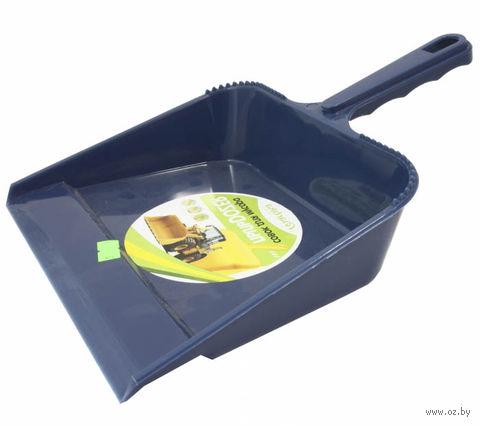 """Совок для мусора пластмассовый """"Пыльдозер"""" (31х21,5 см)"""
