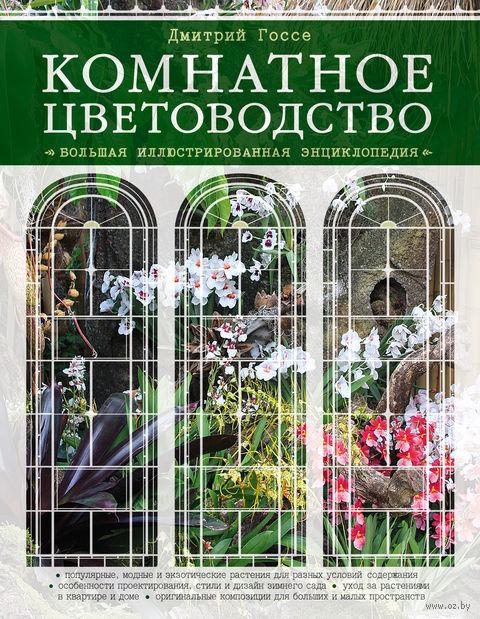 Комнатное цветоводство. Большая современная энциклопедия. Дмитрий Госсе
