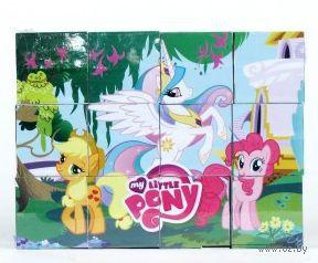 """Кубики """"My Little Pony"""" (12 шт)"""