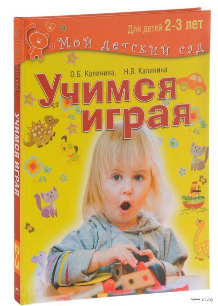 Учимся играя. Для детей 2-3 лет — фото, картинка