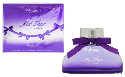"Парфюмерная вода для женщин ""10th Avenue. Ma Fleur Couture"" (80 мл) — фото, картинка"